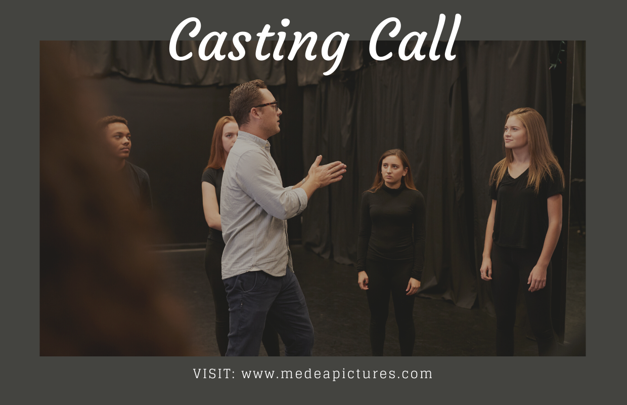 Casting Call - Medea Theater Team