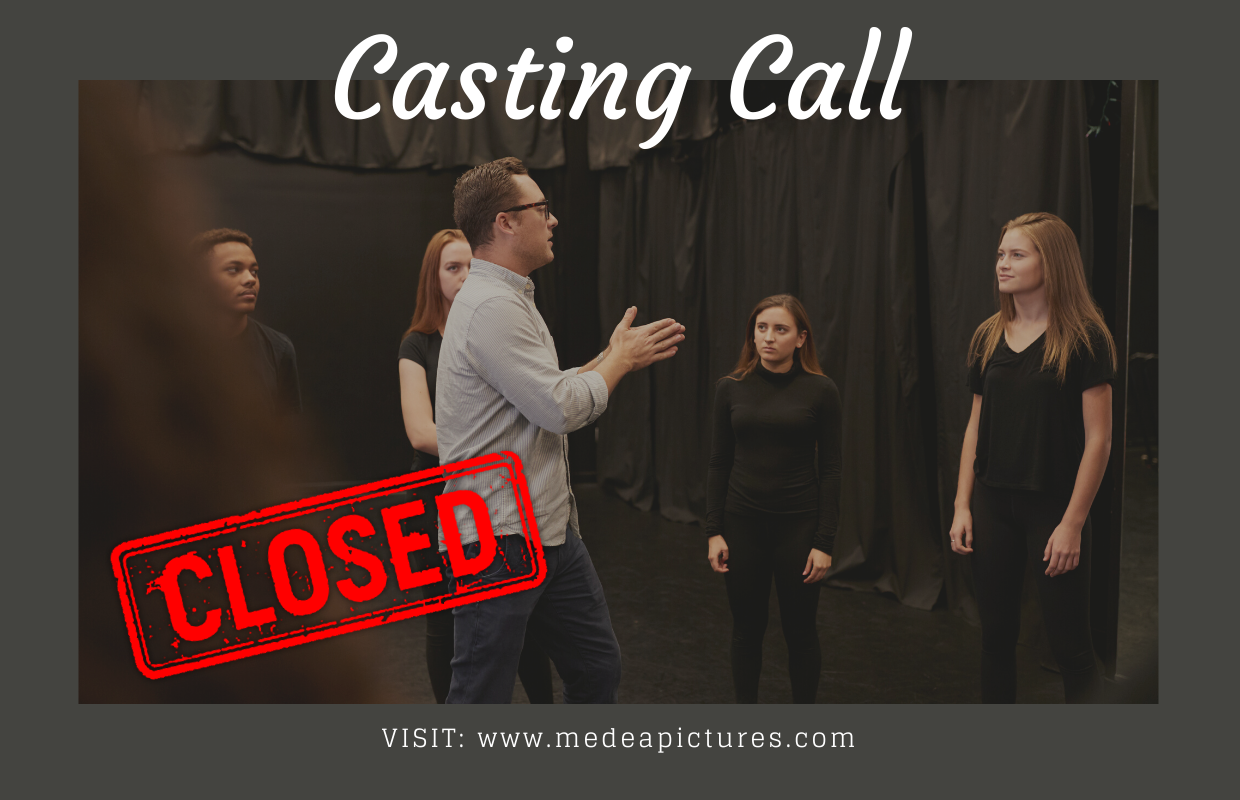 Casting Call - Medea Theater Team Closed